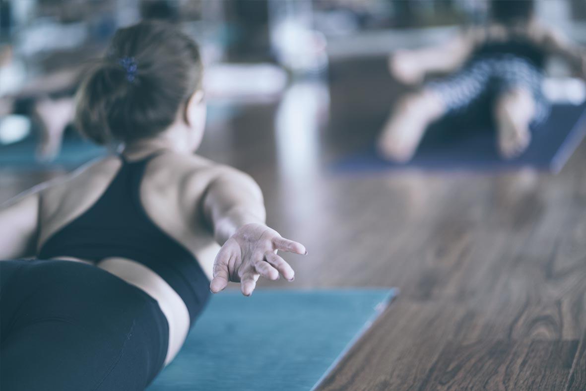 STOTT Pilates Präventionskurs