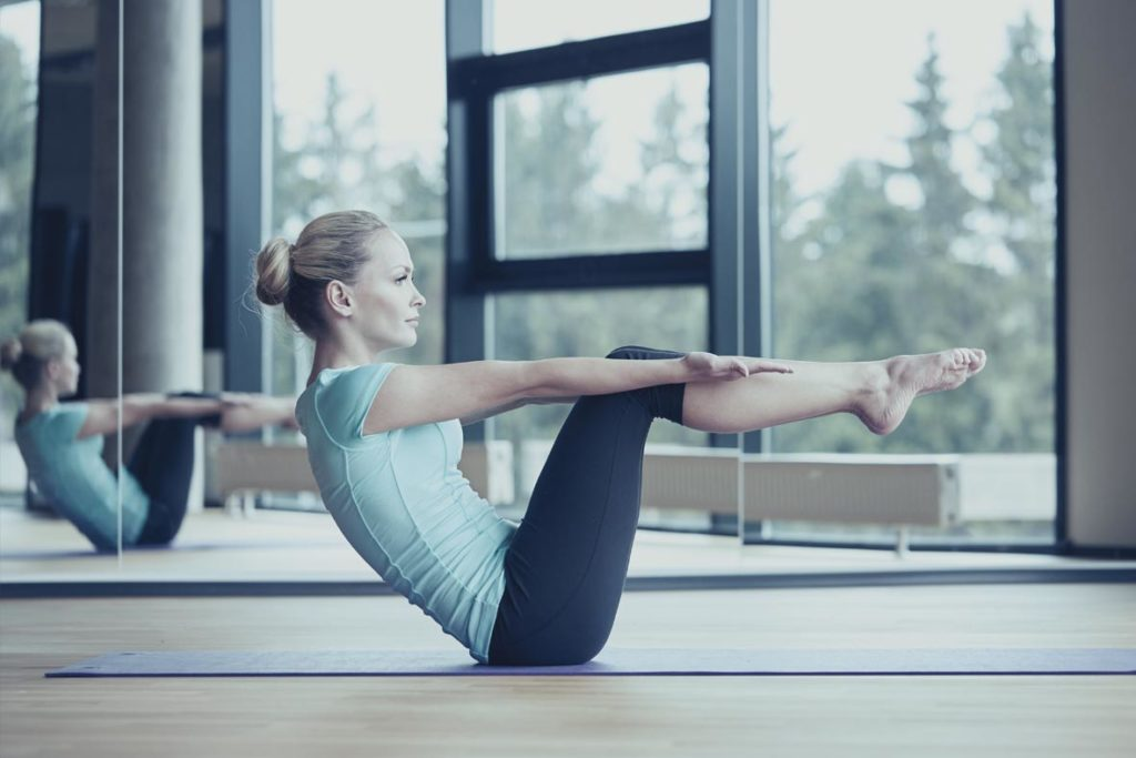 STOTT Pilates, Personal Training