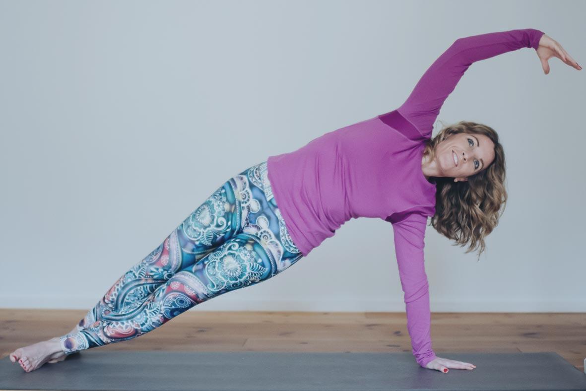STOTT Pilates mit Julia Seegeabarth