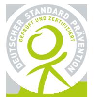 Logo Deutscher Standard Prävention